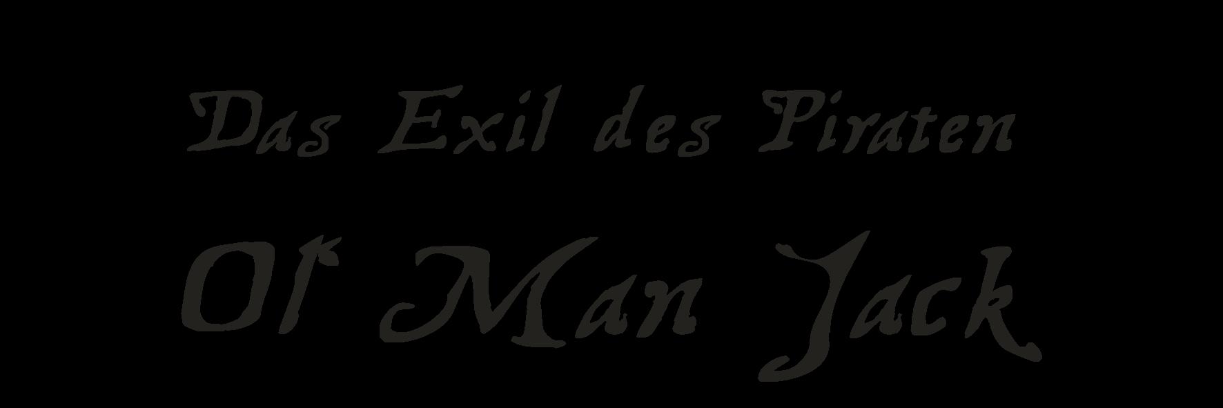 Das Exil des Piraten Ol' Man Jack